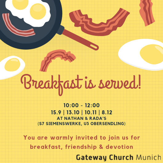 Autumn Breakfasts Gateway Church